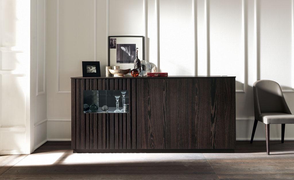 Credenza Moderna Stretta : Credenza toc interiors arrediamo la tua casa con stile