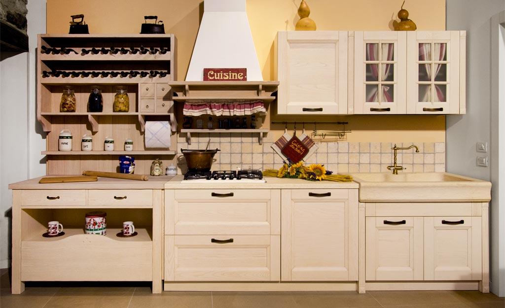 Cucina Country Style 5 || Toc Toc Interiors || Arrediamo la tua casa ...